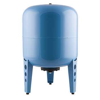 Гидроаккумулятор  80П вертикальный Джилекс