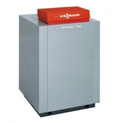 Котёл напольный газовый GS1D879 Vitogas 100-F 60,0 кВт с Vitotronic 100 KC4B Viessmann