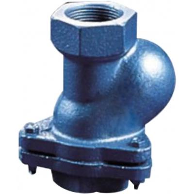 Шаровой обратный клапан (чугун) с винтом для удаления воздуха